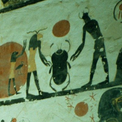 Egypt_dung_Beetle