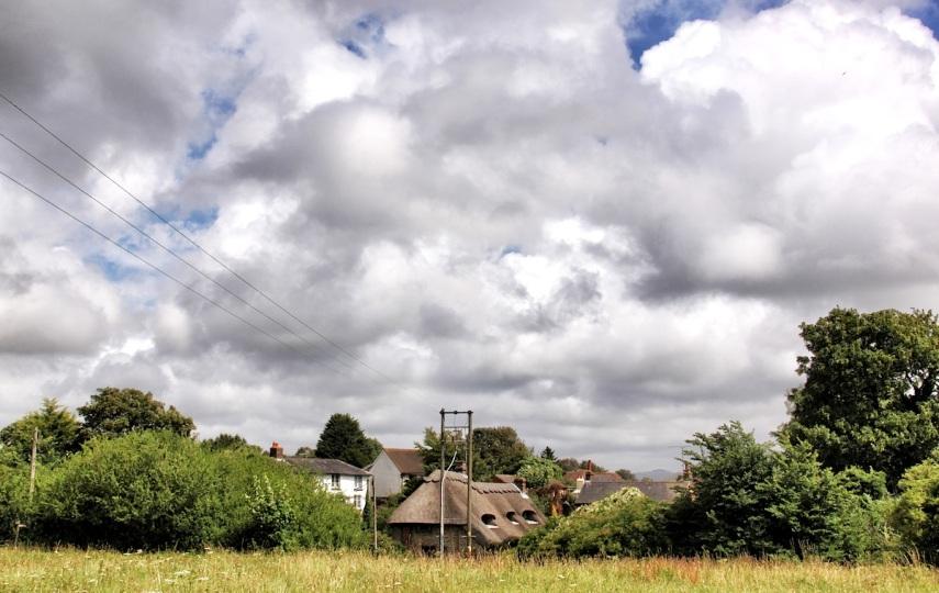 Sussex skies