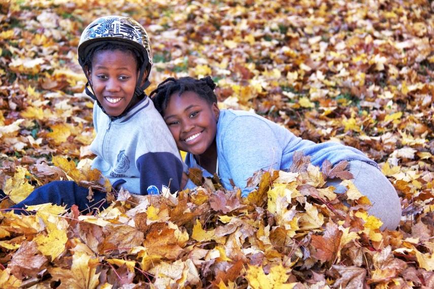 Autumn kids copy