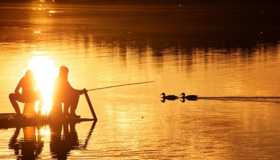 Fishing copy