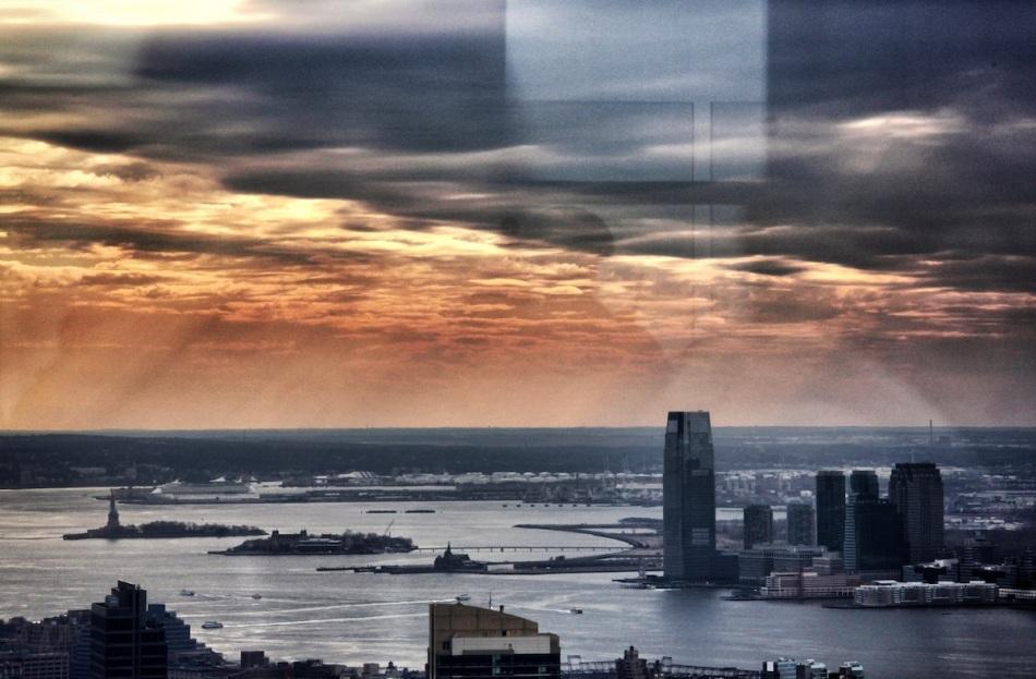 NY sky